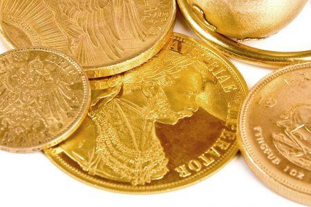 Goldmünzen Ankauf Ludwigsburg