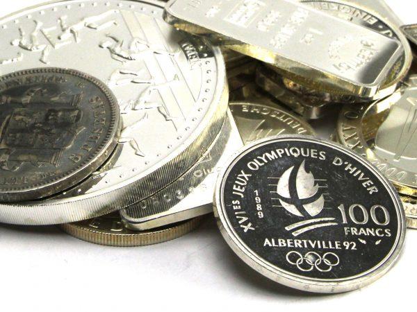 Silbermünzen Ankauf Ludwigsburg