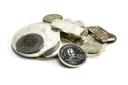 Silbermünzen Verkaufen Goldankauf Martin